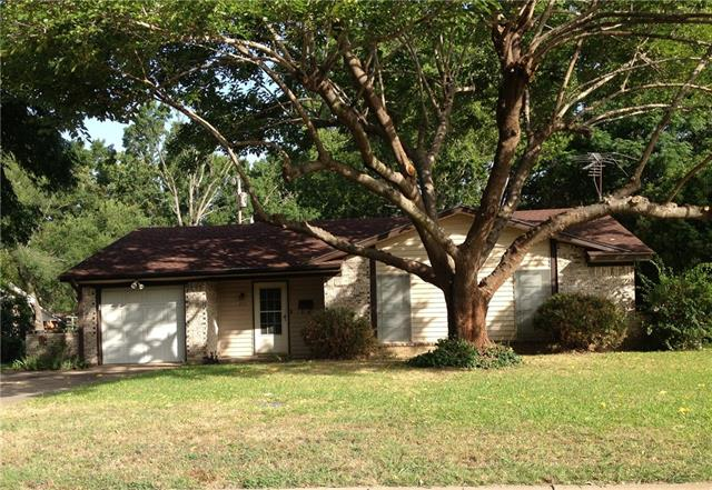 Rental Homes for Rent, ListingId:35580257, location: 205 Collins Drive Terrell 75160