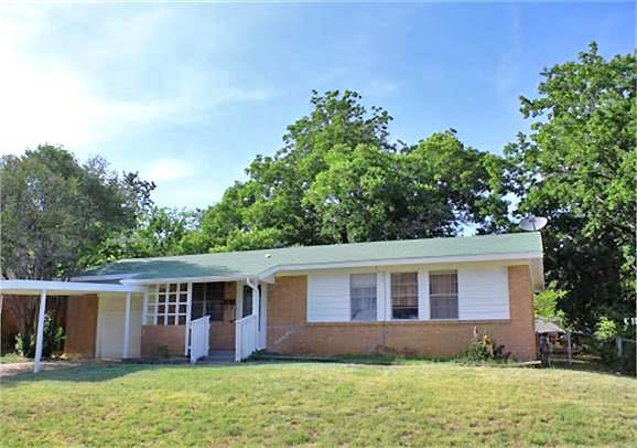Rental Homes for Rent, ListingId:35590919, location: 8008 Chaparral Drive White Settlement 76108