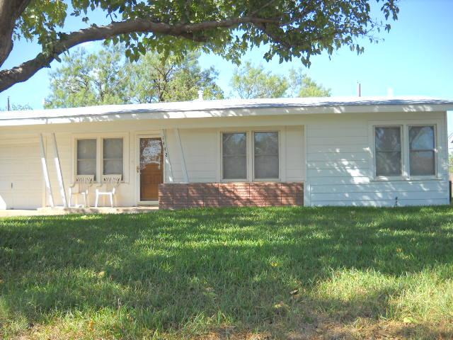 Rental Homes for Rent, ListingId:35590882, location: 1442 S 18th Street S Abilene 79602
