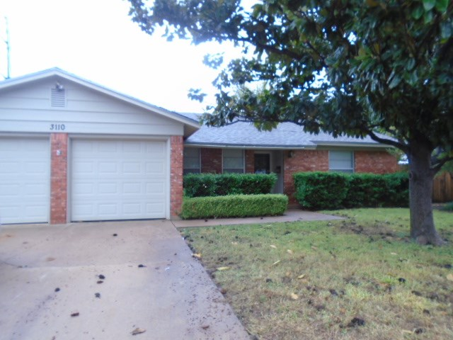 Rental Homes for Rent, ListingId:35590983, location: 3110 Santa Monica Drive Abilene 79605
