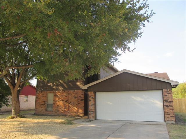 Rental Homes for Rent, ListingId:35607048, location: 830 Frances Drive Grand Prairie 75052