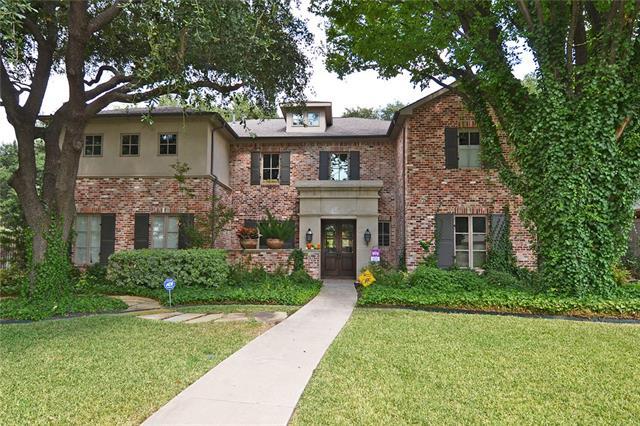 Real Estate for Sale, ListingId: 35768861, Dallas,TX75230