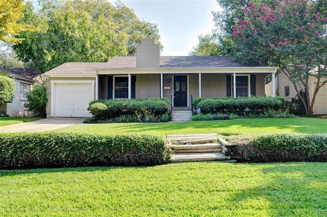 Rental Homes for Rent, ListingId:35613892, location: 2543 Boyd Avenue Ft Worth 76109