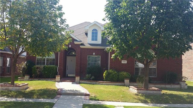 Rental Homes for Rent, ListingId:35614620, location: 1306 Grapevine Drive Allen 75002