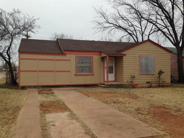 Rental Homes for Rent, ListingId:35613977, location: 1733 Green Abilene 79603