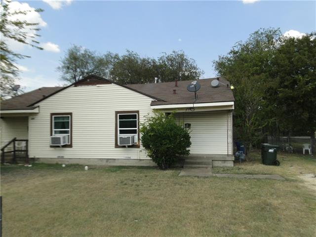 Rental Homes for Rent, ListingId:35614343, location: 415 W Pleasant Run Road Lancaster 75146