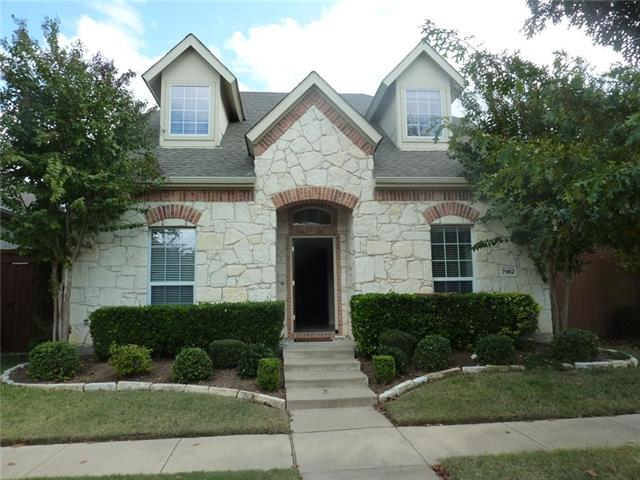 Rental Homes for Rent, ListingId:35814306, location: 7962 Crampton Lane Frisco 75035