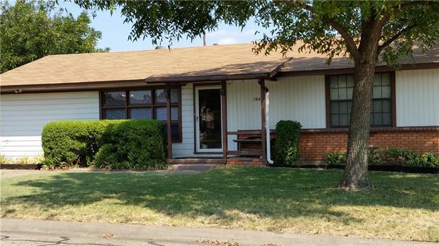 Real Estate for Sale, ListingId: 35614716, Cleburne,TX76033