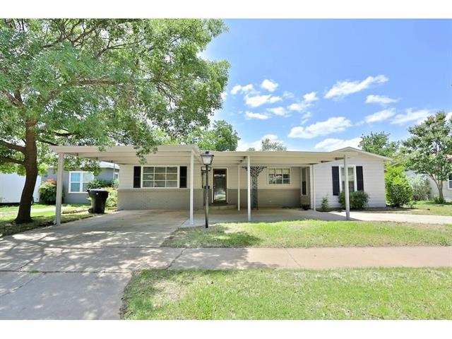 Rental Homes for Rent, ListingId:35633467, location: 2108 Cedar Crest Drive Abilene 79601