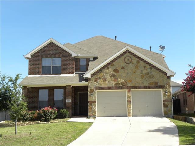 Rental Homes for Rent, ListingId:35636645, location: 5216 Blackelm Drive McKinney 75071