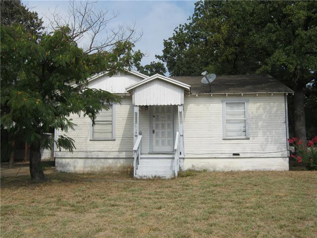 Rental Homes for Rent, ListingId:35665275, location: 119 Front Street Weatherford 76086