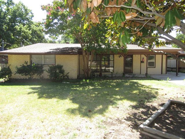 Rental Homes for Rent, ListingId:35645312, location: 428 Maple Street Richardson 75081