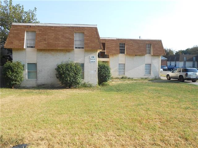 Rental Homes for Rent, ListingId:35645426, location: 318 Renfro Street Grand Prairie 75051