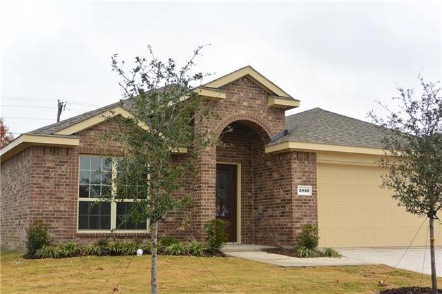 Rental Homes for Rent, ListingId:35668613, location: 3810 White Summit Lane Melissa 75454