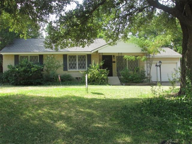 Rental Homes for Rent, ListingId:35676425, location: 1740 Lake Shore Drive Ft Worth 76103