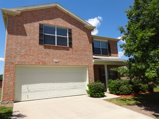 Rental Homes for Rent, ListingId:35692585, location: 4508 Merlot Drive Denton 76201