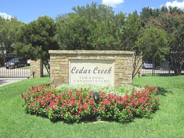 Rental Homes for Rent, ListingId:35814106, location: 5700 Cedar Creek Drive Benbrook 76109