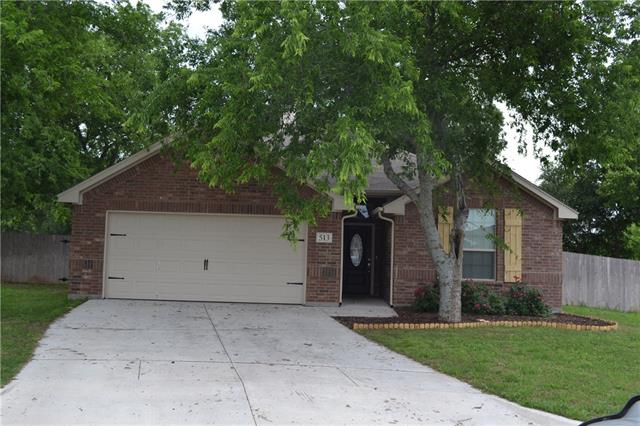 Rental Homes for Rent, ListingId:35711274, location: 513 Smyth Street Aledo 76008