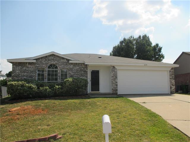 Rental Homes for Rent, ListingId:35710877, location: 634 Nightshade Drive Arlington 76018