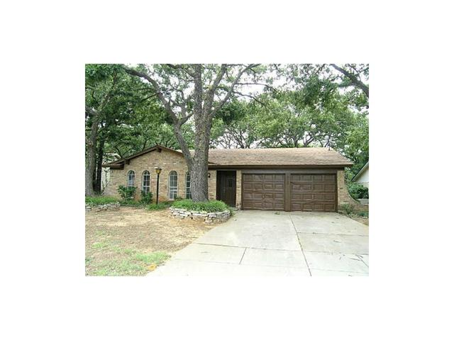 Rental Homes for Rent, ListingId:35711634, location: 2708 Hilldale Boulevard Arlington 76016