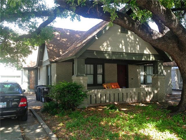 Rental Homes for Rent, ListingId:35711817, location: 3216 Cockrell Avenue Ft Worth 76109