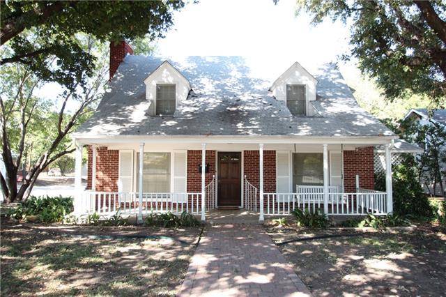 Rental Homes for Rent, ListingId:35733284, location: 4340 Pershing Avenue Ft Worth 76107