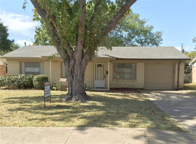 Rental Homes for Rent, ListingId:35742849, location: 13621 Stardust Lane Farmers Branch 75234