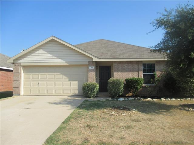 Rental Homes for Rent, ListingId:35750466, location: 1100 Cottonwood Drive Crowley 76036