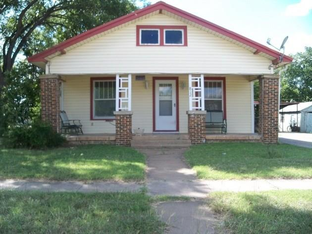 Photo of 812 S Concho Street  Coleman  TX
