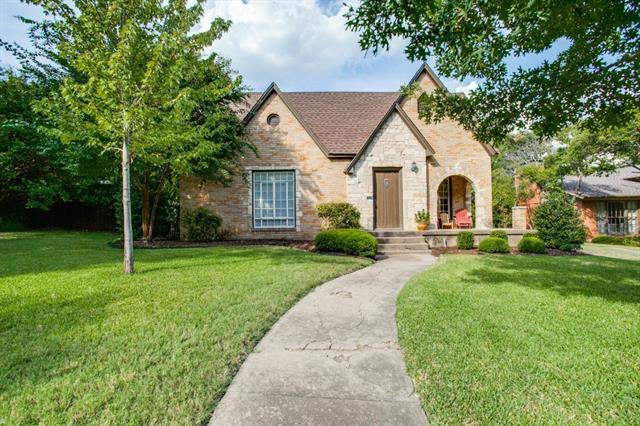 Rental Homes for Rent, ListingId:35812728, location: 1118 Valencia Street Dallas 75223