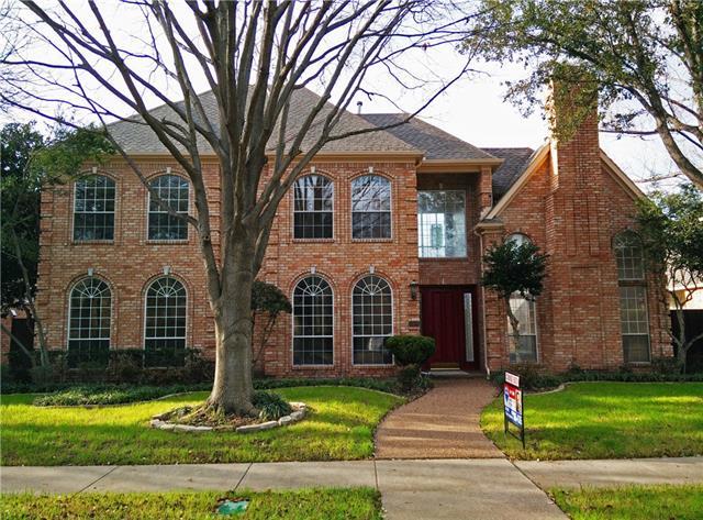 Rental Homes for Rent, ListingId:35818584, location: 5908 Glen Heather Drive Plano 75093