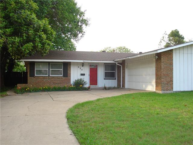 Rental Homes for Rent, ListingId:35829769, location: 920 Waterview Circle Richardson 75080