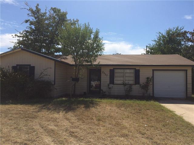 Rental Homes for Rent, ListingId:35876191, location: 2117 S 33rd Street Abilene 79605