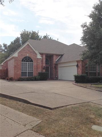 Rental Homes for Rent, ListingId:35954337, location: 2102 Hunter Place Lane Arlington 76006