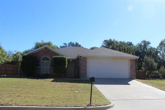 Rental Homes for Rent, ListingId:35892419, location: 608 Duke Street Weatherford 76086