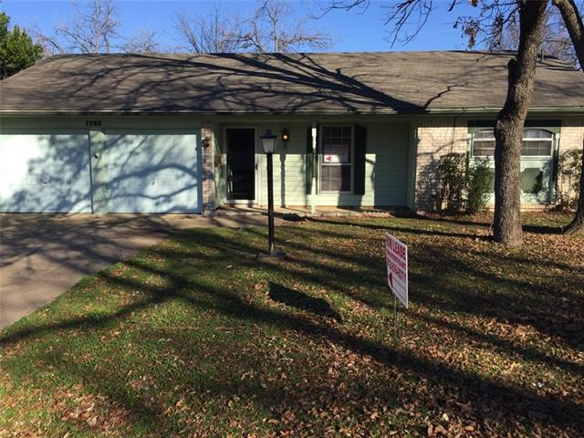 Rental Homes for Rent, ListingId:35898868, location: 7205 Norma Street Ft Worth 76112