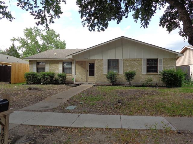 Rental Homes for Rent, ListingId:36154927, location: 4402 Mayflower Drive Garland 75043