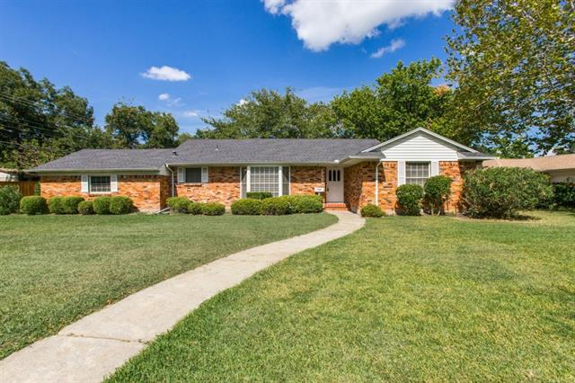 Rental Homes for Rent, ListingId:35942231, location: 10354 Plummer Drive Dallas 75228