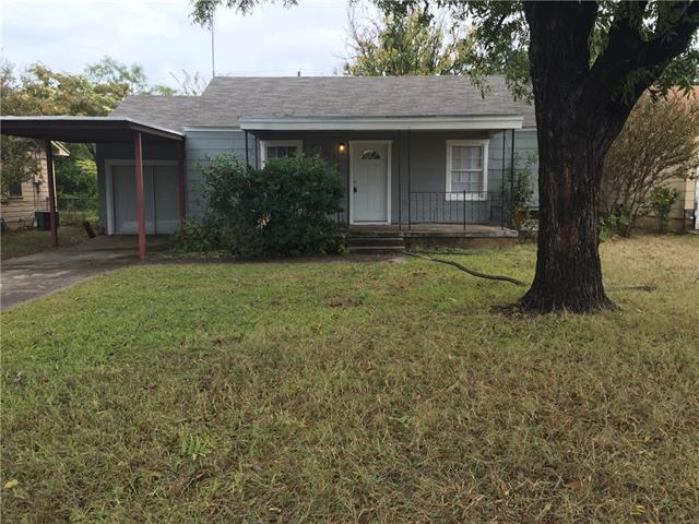 Rental Homes for Rent, ListingId:35949592, location: 1809 Matador Street Abilene 79605