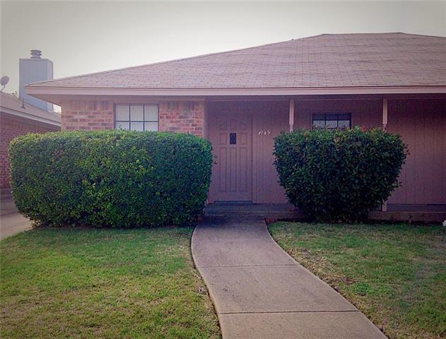 Rental Homes for Rent, ListingId:36142913, location: 1913 Spindletop Drive Duncanville 75137