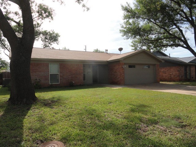 Rental Homes for Rent, ListingId:35977661, location: 2641 Raintree Circle Abilene 79605