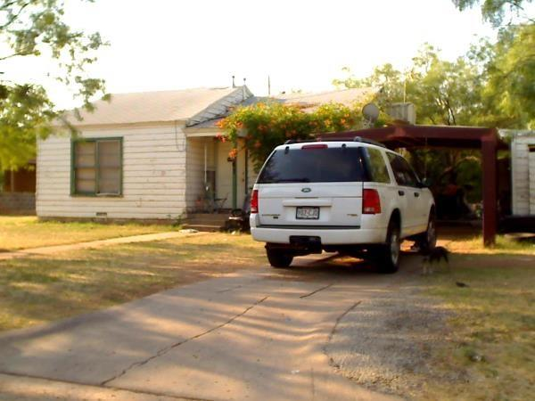 Rental Homes for Rent, ListingId:35977775, location: 301 E North 12th Street Abilene 79601