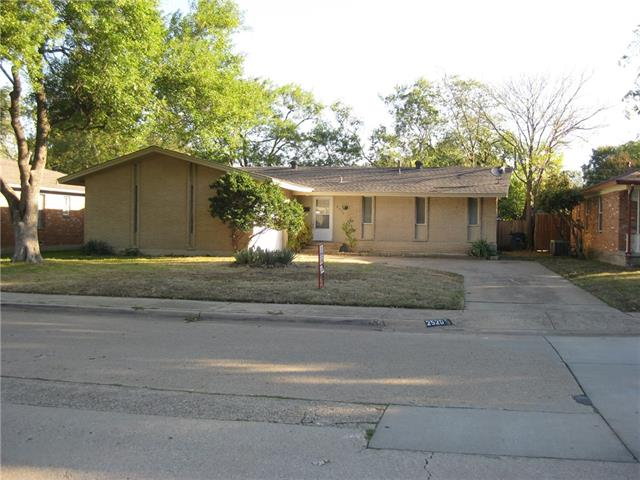 Rental Homes for Rent, ListingId:36016893, location: 2520 Saint Francis Avenue Dallas 75228