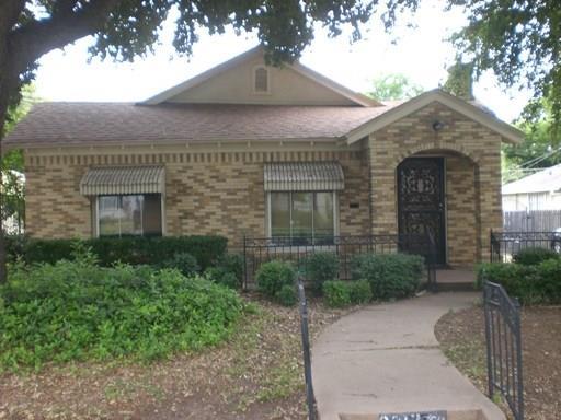 Rental Homes for Rent, ListingId:36017655, location: 3217 Wabash Avenue Ft Worth 76109