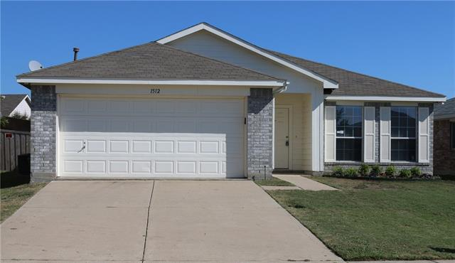 Rental Homes for Rent, ListingId:36033002, location: 1512 Warrington Way Forney 75126