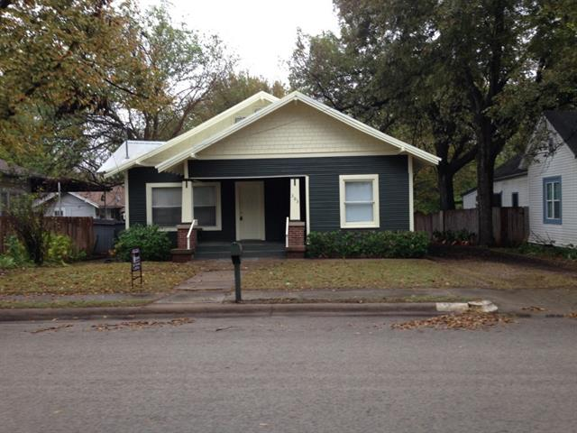 Rental Homes for Rent, ListingId:36037856, location: 303 S Elm Street Weatherford 76086