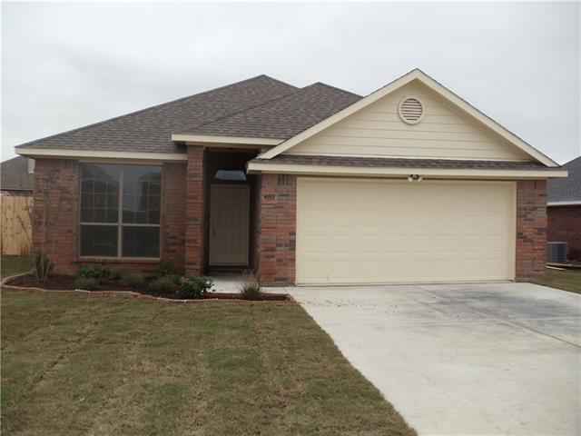 Rental Homes for Rent, ListingId:36044552, location: 4011 Wagon Wheel Drive Sanger 76266