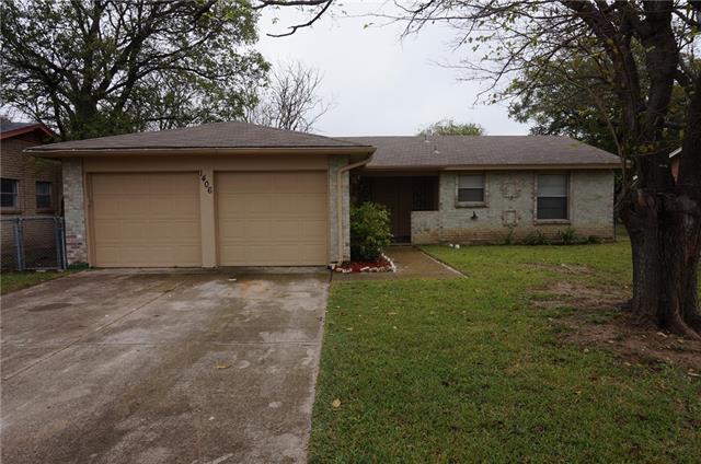 Rental Homes for Rent, ListingId:36100736, location: 1406 Willowbrook Street Lancaster 75134