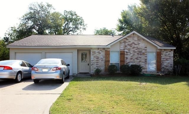 Rental Homes for Rent, ListingId:36099122, location: 3174 Christopher Street Grand Prairie 75052