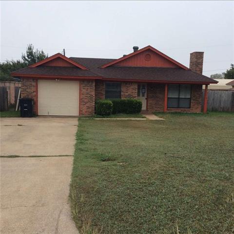Rental Homes for Rent, ListingId:36098972, location: 1405 Kilpatrick Court Cleburne 76033